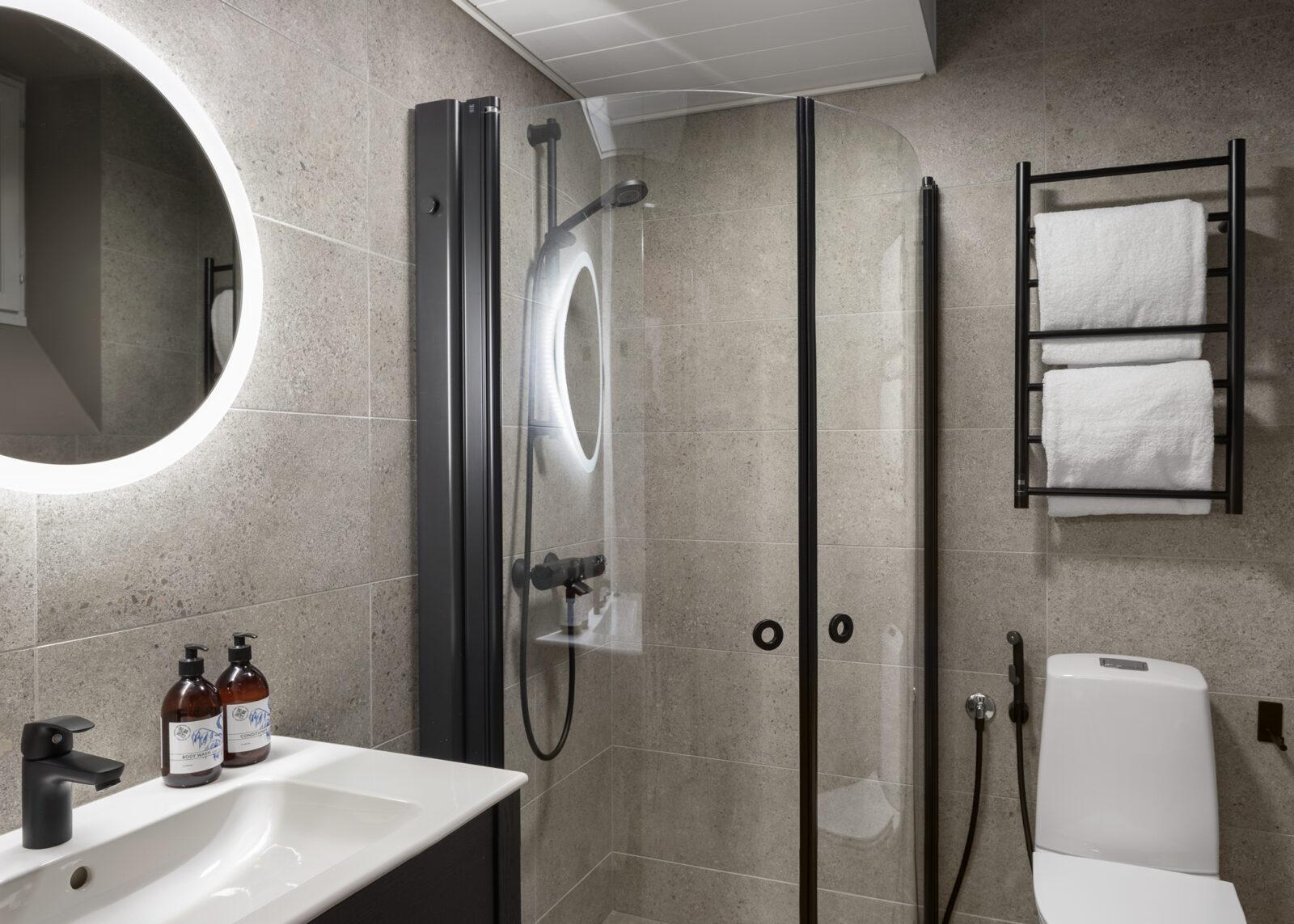 Standard-huone WC